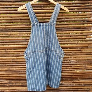 Glassons Demin Pinafore Size 8